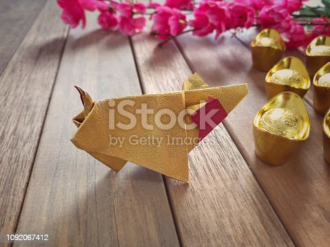 istock Chinese New Year concept. 1092067412