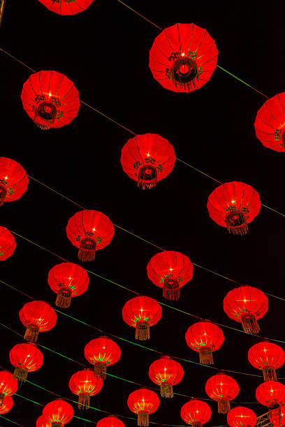 Chinese New Year Festival stock photo