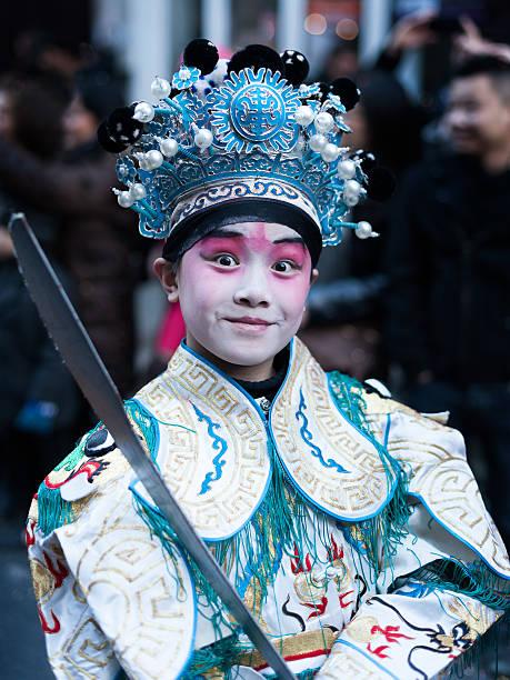 parade du Nouvel an chinois - Photo