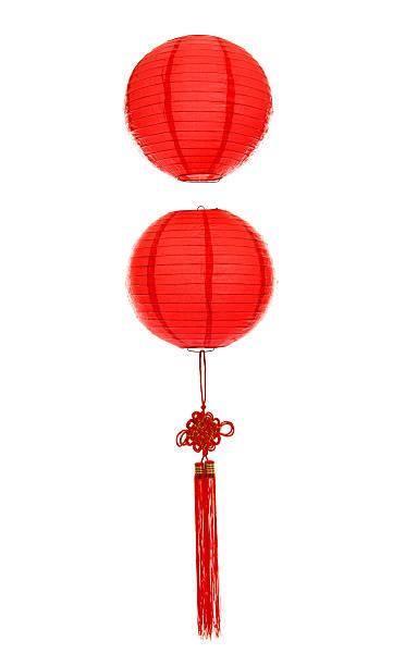 Chinese new year's lantern stock photo