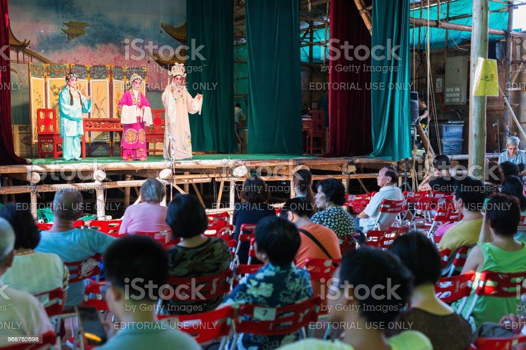 Chinesische Oper – Foto