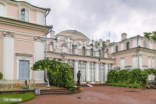 istock Chinese Palace in Oranienbaum, Russia 1291966048