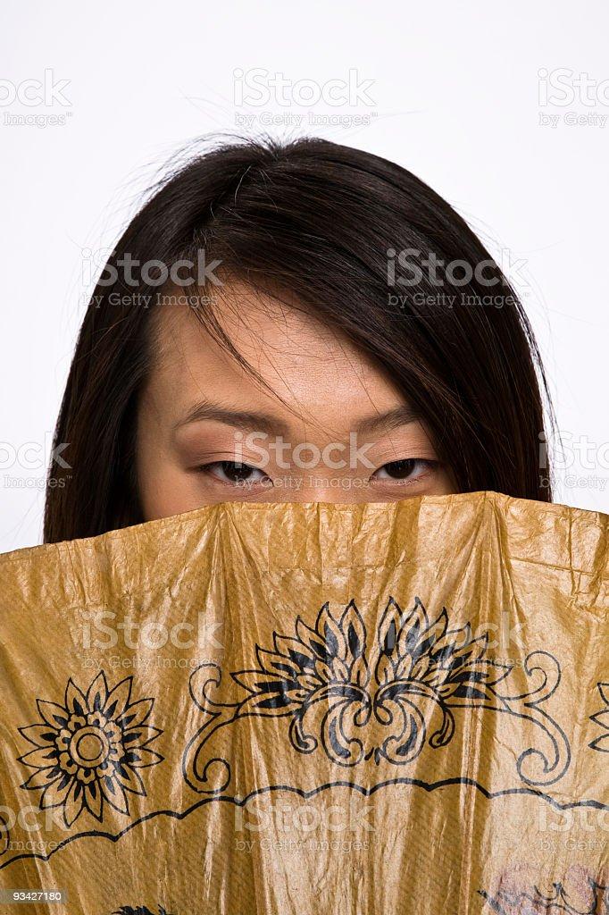 chinese secret royalty-free stock photo
