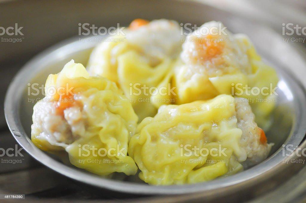 Chinese snacks,Dim sum stock photo