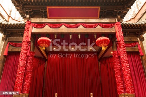 532522827istockphoto Chinese stage 455043675