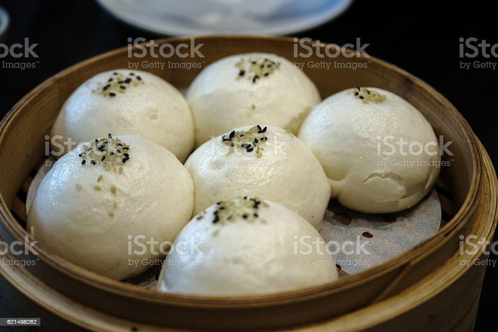 style chinois pain photo libre de droits
