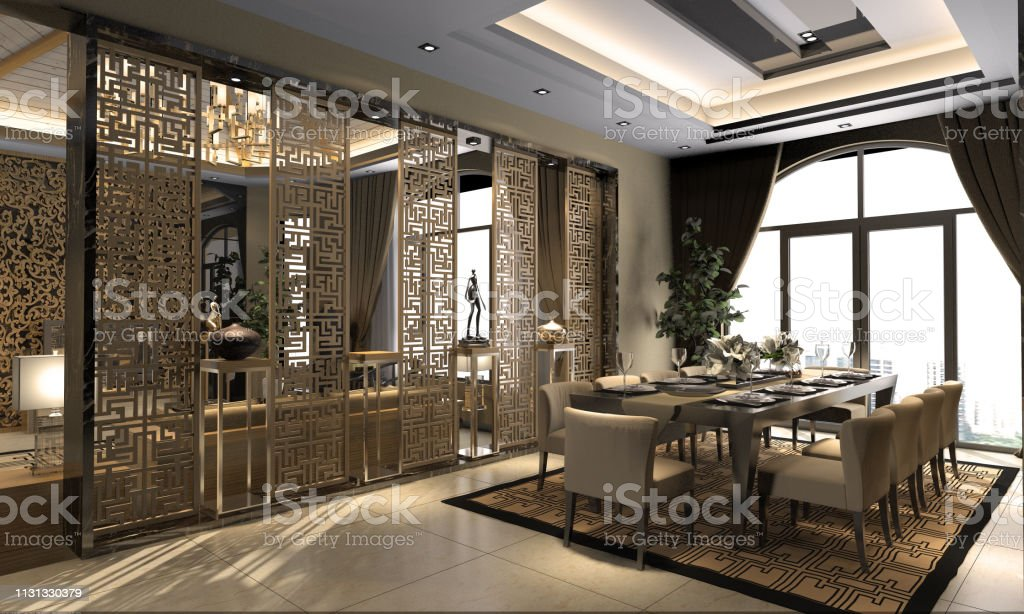 Chinese Style Dining Room Interior Stock Photo Download Image Now Istock,Design Your Own Koozies No Minimum