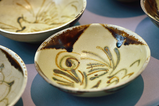 Chinese Tang Dynasty porcelain, From the