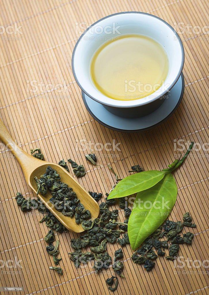chinese tea ceremony royalty-free stock photo