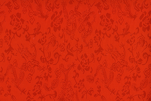 Chinese Textile Stock Photo - Download Image Now