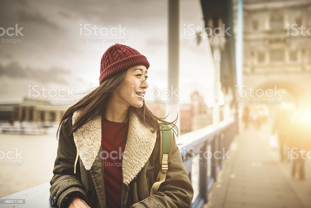 中国観光でロンドン ストックフォト