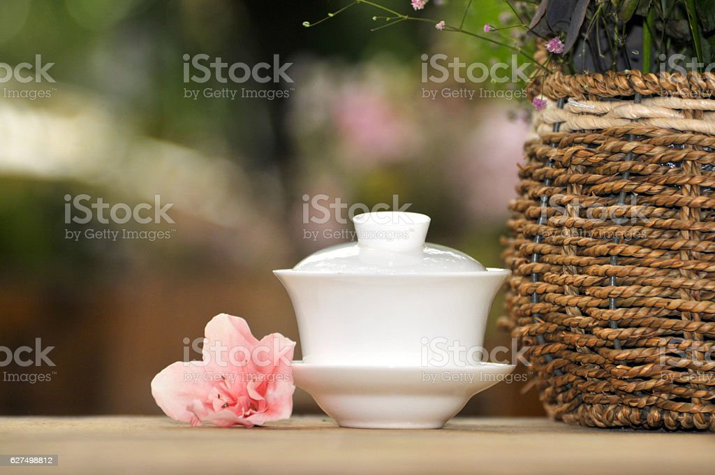 Chinese Traditional Culture stock photo