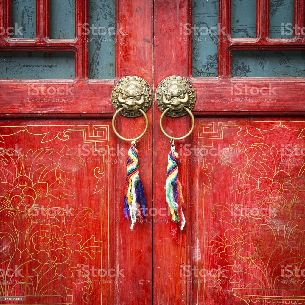 chinese traditional door stock photo & Royalty Free Chinese Doors Pictures Images and Stock Photos - iStock