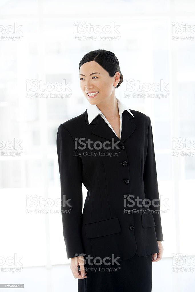 Chinese Woman royalty-free stock photo