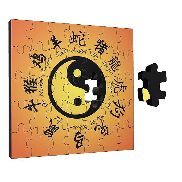 Chinese zodiac. - Photo