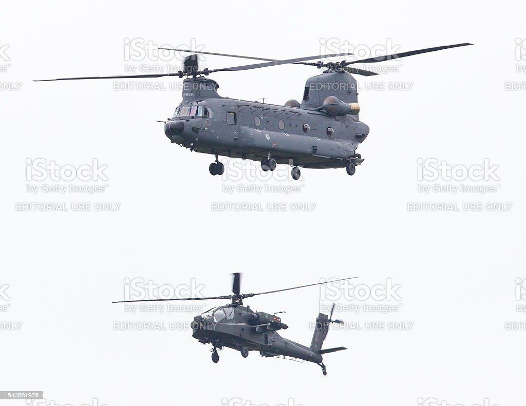 Elicottero Ch : Chinook ch elicottero militare fotografie stock e altre