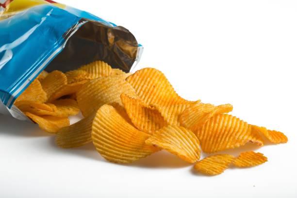 Chip. stock photo