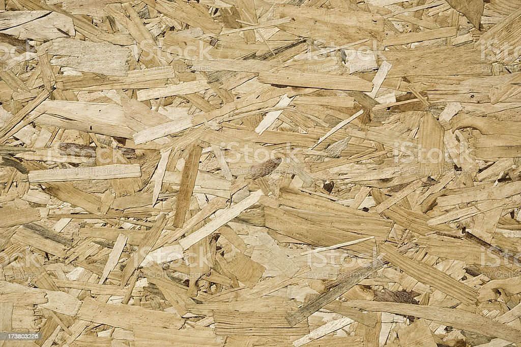 Chipboard royalty-free stock photo