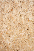 Chipboard surface