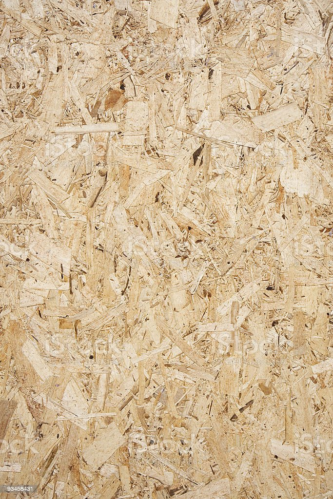 Chipboard surface stock photo