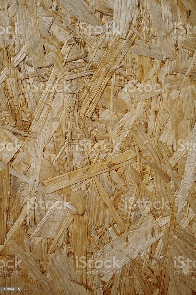 Chipboard Texture royalty-free stock photo