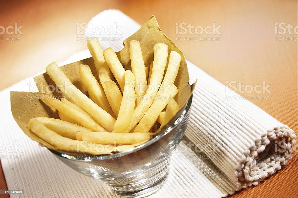 chips stock photo