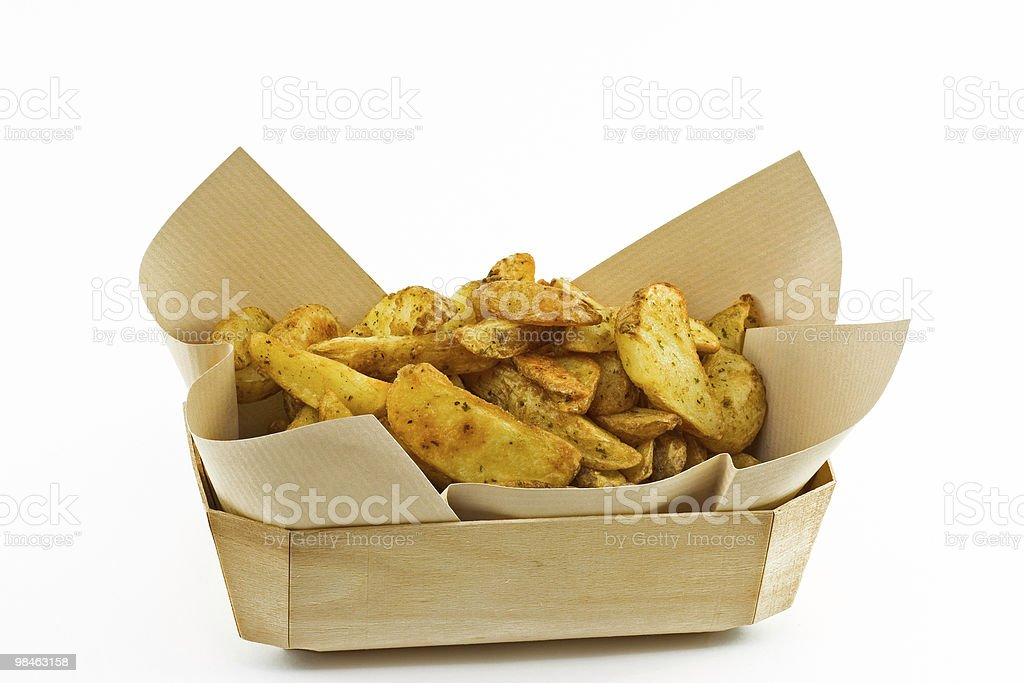 Chips royalty-free stock photo