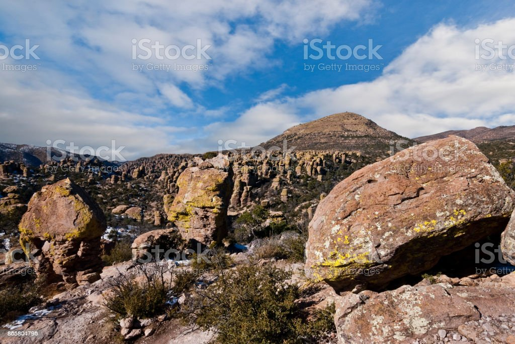 Sugarloaf Mountain from Massai Point stock photo