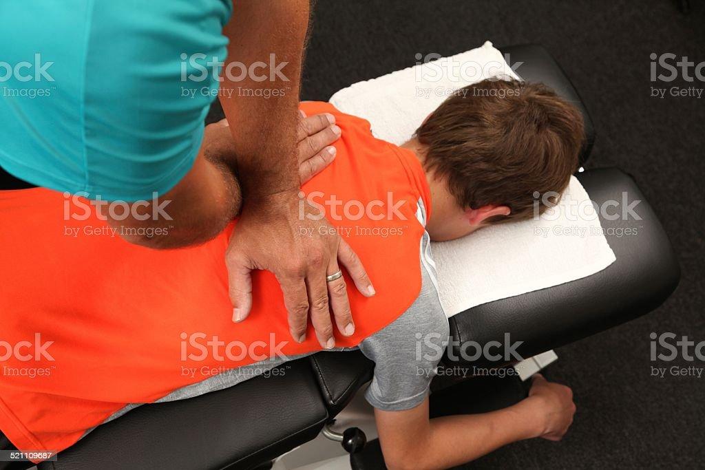 Chiropraktiker – Foto