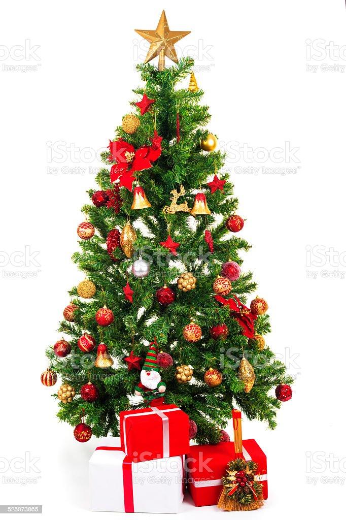Chirstmas Tree stock photo