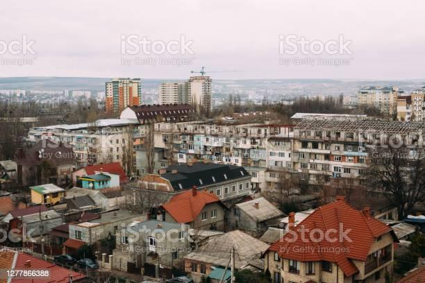 Photo of Chisinau panorama