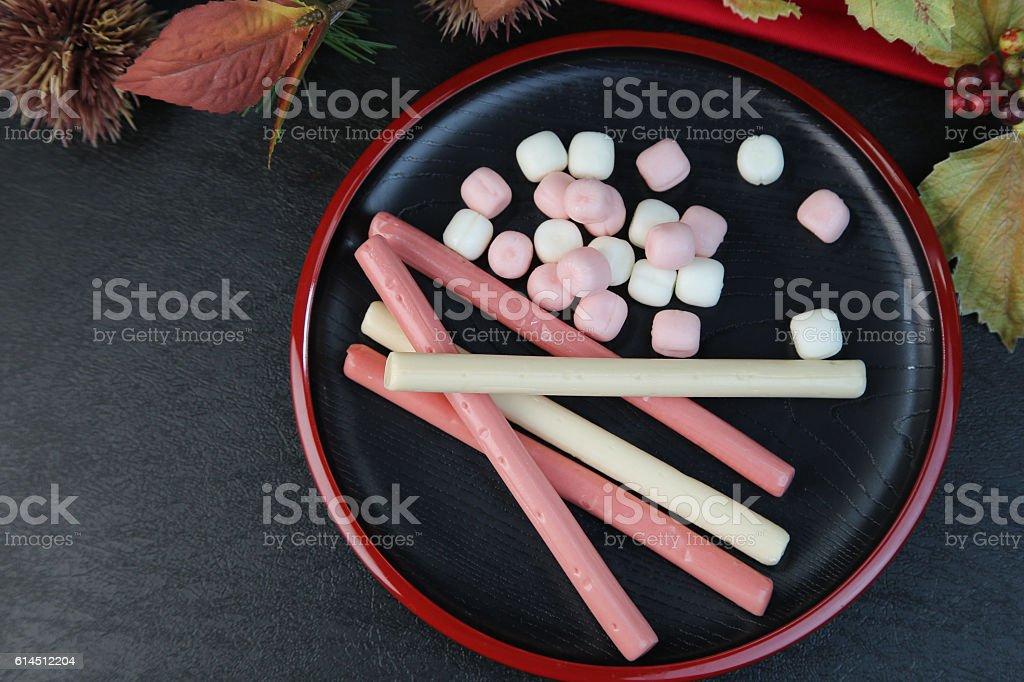 Chitoseame stock photo