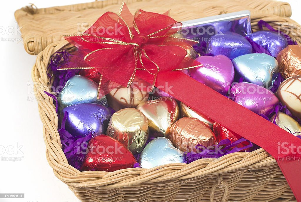choclate box request royalty-free stock photo