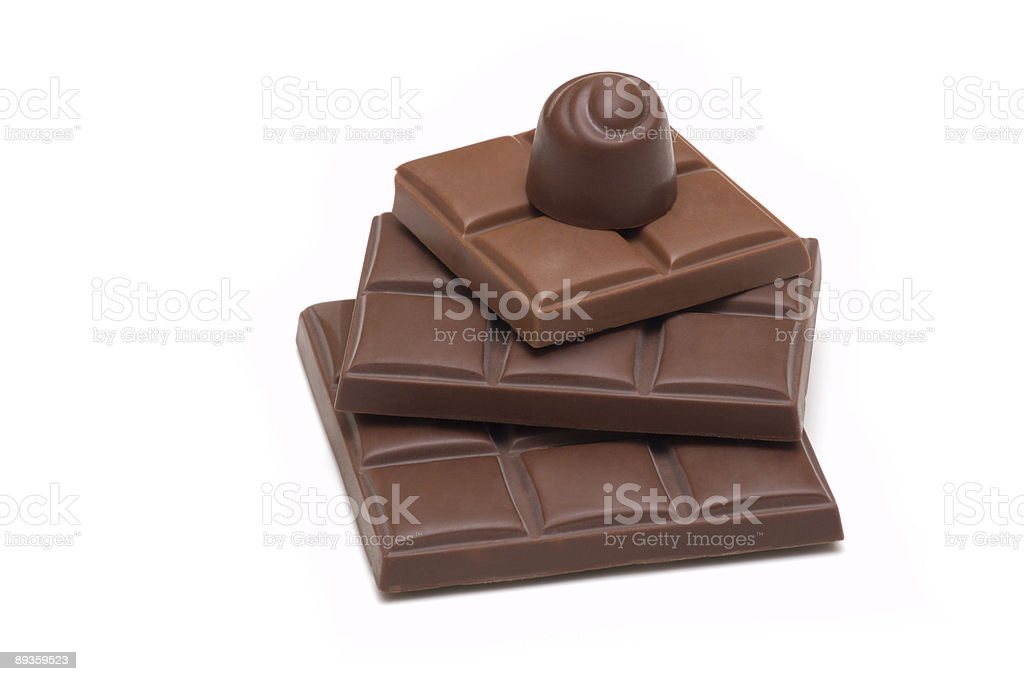 chocolate and candy royalty free stockfoto