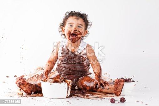 istock Chocolate Baby 471836469