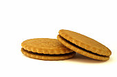 istock Chocolate biscuits 2 96189187