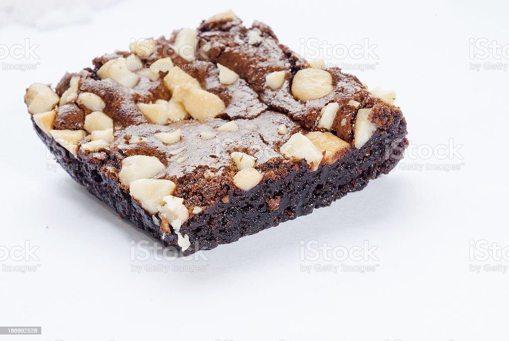Chocolate Brownies royalty-free stock photo