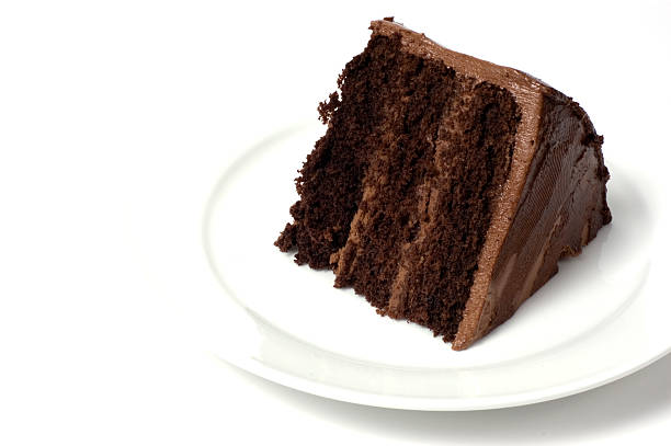 Chocolate Cake, new shots of same available stock photo