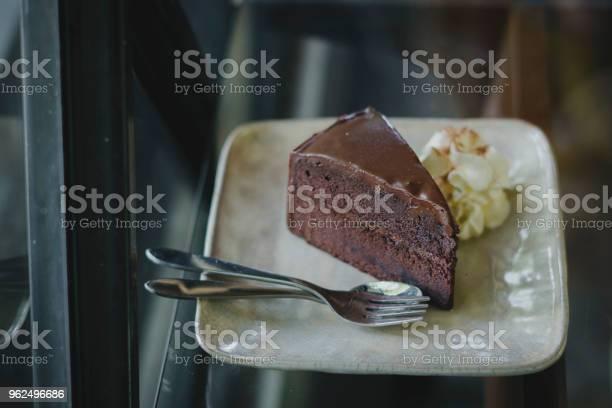 Foto de Bolo De Chocolate e mais fotos de stock de Açúcar