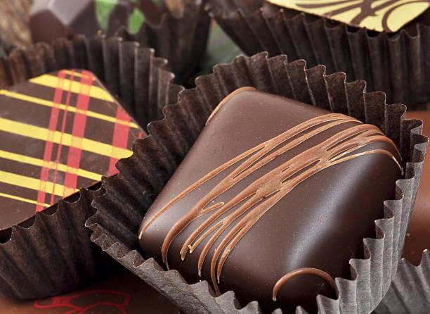 Schokolade und Süßigkeiten – Foto