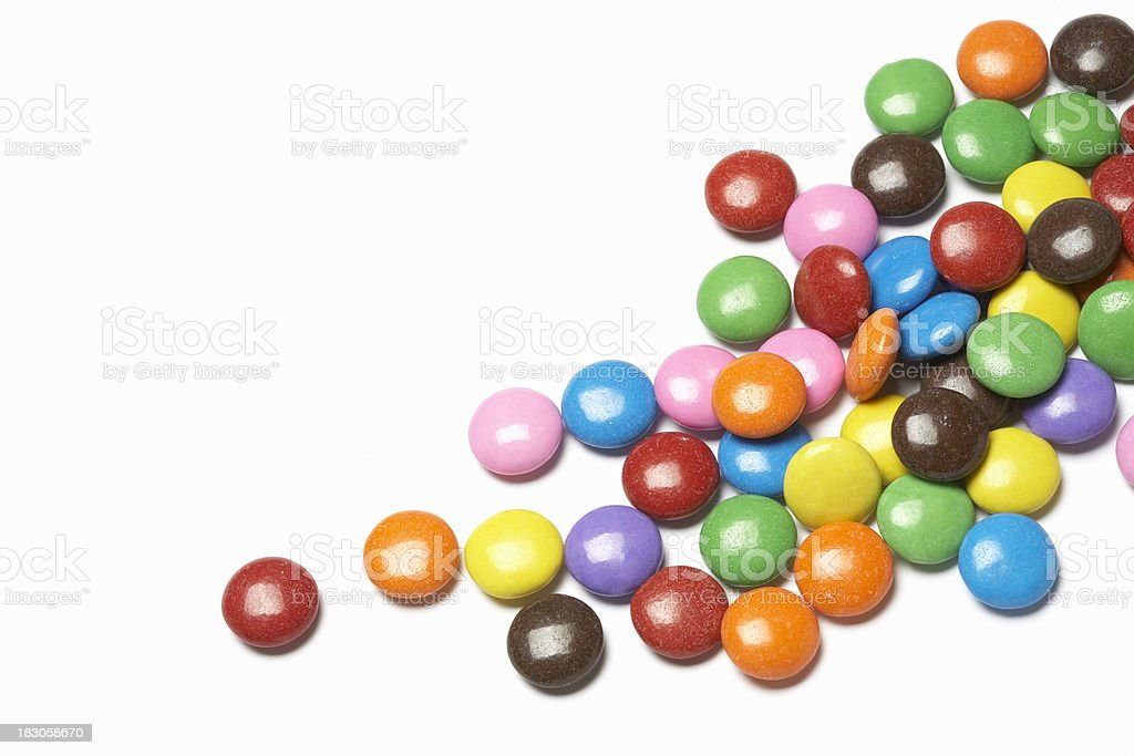 Chocolate Candies royalty-free stock photo