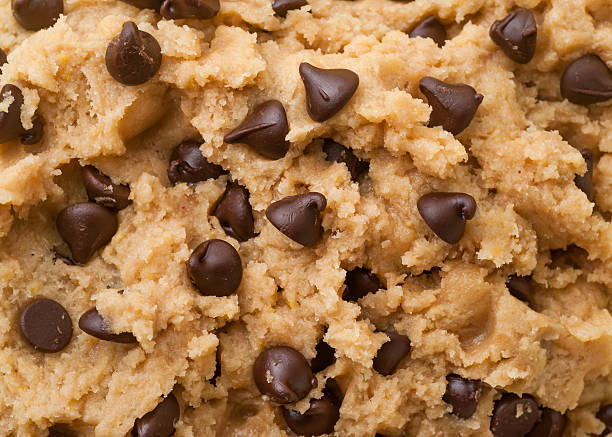 Chocolate Chip Cookie Dough​​​ foto