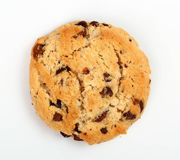 chocolate chip cookie - scone bildbanksfoton och bilder