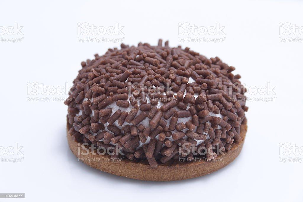 chocolate chip royalty-free stock photo