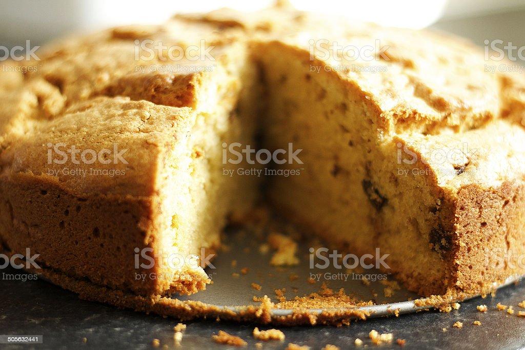 Chocolate Chip Pound Cake foto