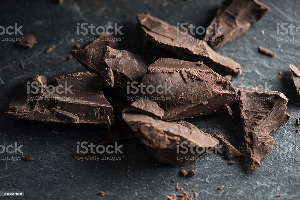 Schokolade verlängert werden – Foto