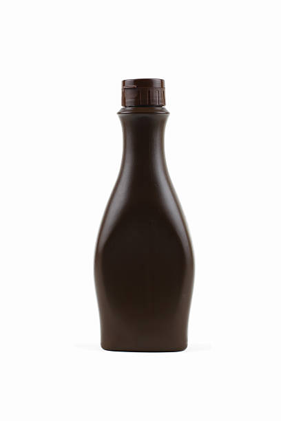 Schokoladen-Behälter – Foto