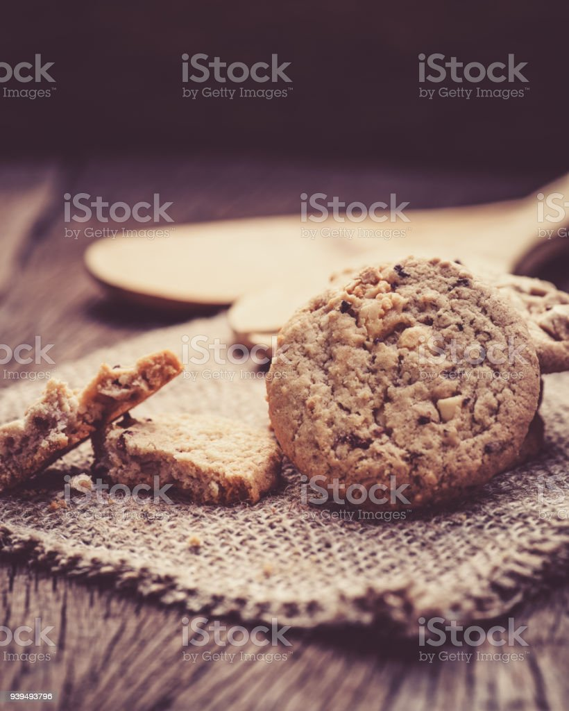 クッキー チョコレート