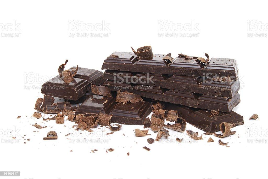 Chocolate Cravings royalty-free stock photo