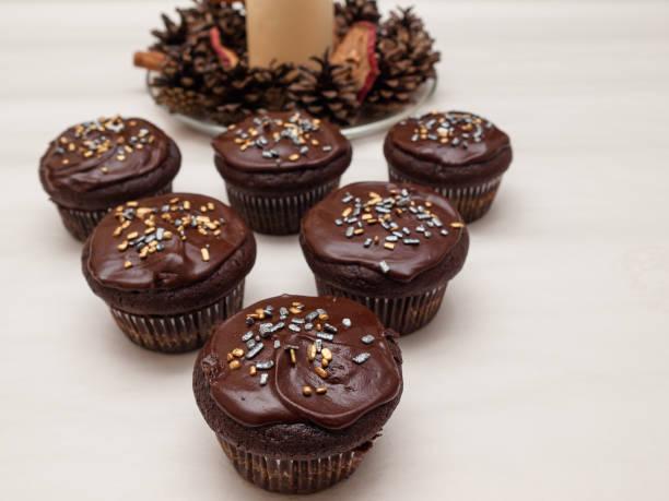 Schokolade Cupcakes – Foto
